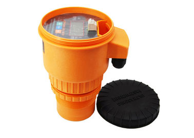 PL321 Ultrasonic Level Detector With Display , High Accuracy Ultrasonic Level Indicator